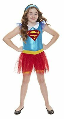 DC Super Hero Girls 56737-eu Supergirl Everyday dress-up outfit (taglia (Q9c)