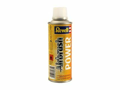 Revell aerografo 400 ml di pressuregas Can (G7Z)
