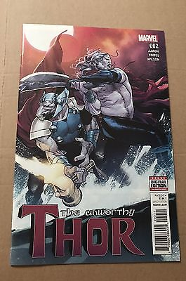 Unworthy Thor #'s 2 & 3 and Mighty Thor #15 Digital Codes ONLY