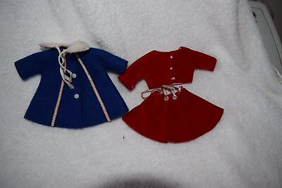 Vintage Ideal Pepper Doll Outfits