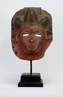 Ibibio Mask, European estate purchase