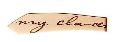 THEODORE ROOSEVELT Autograph Clip Document - U.S. President (Teddy Roosevelt)