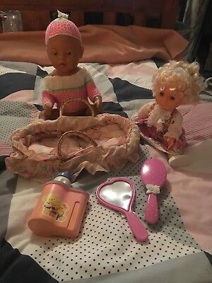 Baby Born Doll + More