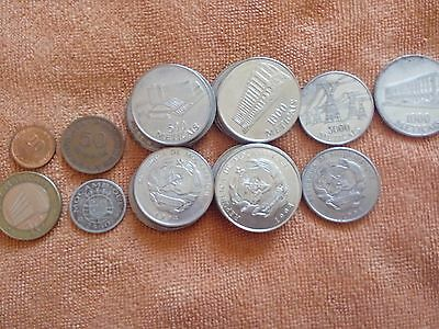 World coins from Mozambique x25
