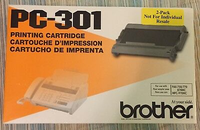 Brother printing cartridge PC-301