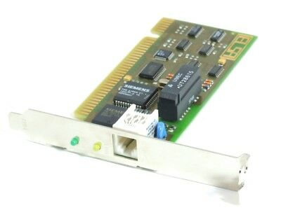 ELSA Quickstep 1000 Highscreen ISDN Boostar internal ISA S0 RJ11 Modem Card Card