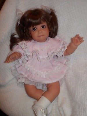 Gorgeous Collectable Virginia Ehrlich Turner Limited Edition Sarah Doll Posable