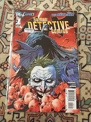 Batman Detective Comics Issue 1 New 52