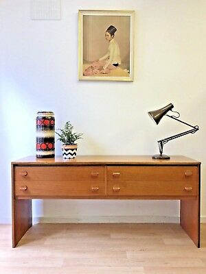 Mid Century Dressing Table By Stag For John And Sylvia Reid.