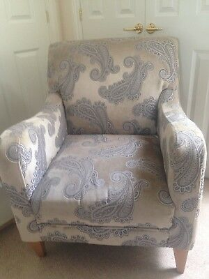 Beautiful Occasional Chair, fireside chair From DFS.  hall, lounge, bedroom