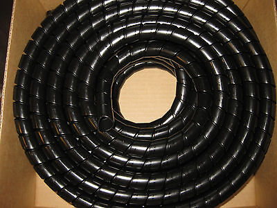Hydraulic Hose Spiral Wrap Guard 14-20mm Forestry Tractor crane digger excavator