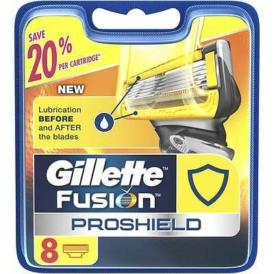 Gillette Fusion Proshield Cartridges 8pk