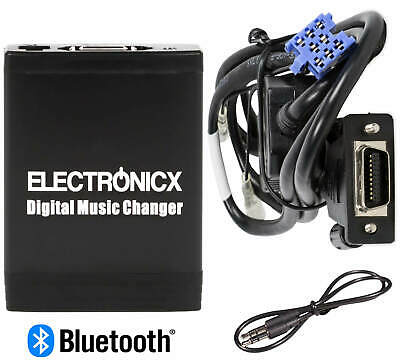 Adapter USB SD MP3 AUX Bluetooth Renault 8 Pin