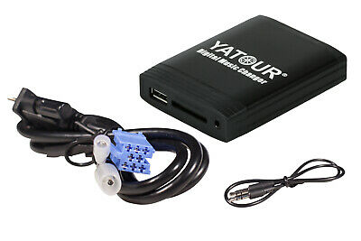 Yatour USB SD AUX Adapter + Bluetooth Fiat FA-BT