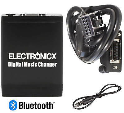 Adapter USB SD MP3 AUX Bluetooth RD4 Radio