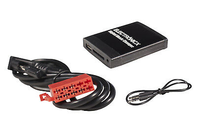 Adapter USB SD AUX Mercedes-Benz