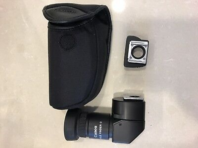 Canon Angle Finder C For Canon EOS SLR Camera's Excellent Condition
