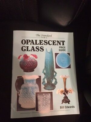 Book:  Collecting Opalescent Glass