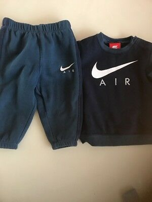 Nike Air Tracksuit 6-9 Months