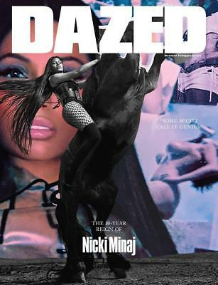 Dazed & Confused Magazine Autumn/Winter 2017 - Nicki Minaj Cover 2
