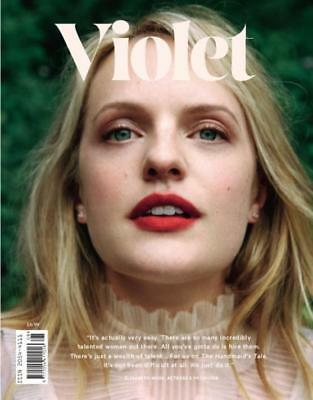 Violet Magazine Issue 8 2017 - Elisabeth Moss ... by Leith Clark