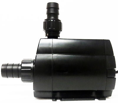 Hailea HX6840 New and unused Fish pond pump been stored in garage few marks.