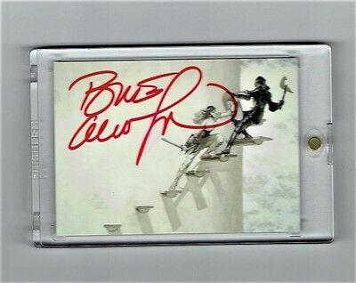 Bernie Wrightson Series One Signed Autograph Card
