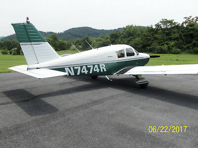 SUPER NICE CHEROKEE 140 with 150HP NO AD LYCOMING ENGINE