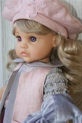GOTZ Tina Artist Doll by Hildegard Gunzel VHTF Limited Edition of 500 COA