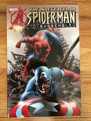 Spectacular Spider-Man Vol. 4: Disassembled [Dec 15, 2004] Jenkins, Paul and ...