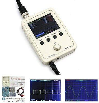 Original JYE Tech DSO-SHELL DSO150 15001K DIY Digital Oscilloscope Kit With