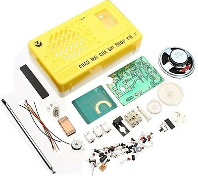 AM FM Radio Electronics Kit Electronic DIY Learning Kit