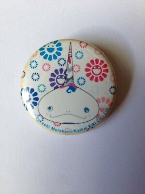 Takashi Murakami Button, Anstecker, 2012