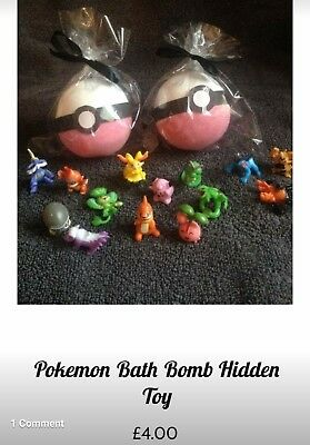 Childrens Bath Bombs