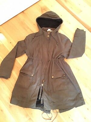 Womens JoJo Maman Bebe Maternity Jacket Coat Size Medium