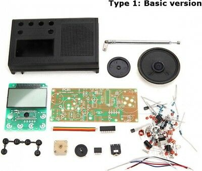 Geekcreit® DIY 3V FM Radio Kit Electronic Learning Suite Frequency Range