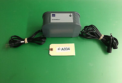 Alber E-MOTION Battery Charger for Power Assist Wheelchair Wheels PS3025 #A334