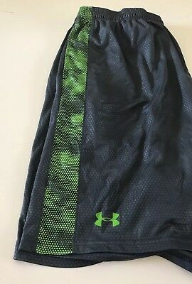 Under Armour Athletic Training Cross Fit  Shorts Men's 2XL w pockets