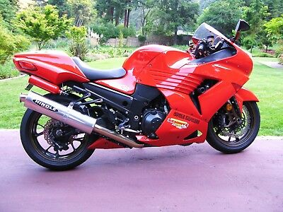 2006 Kawasaki ZX-14 Collector's Item  2006 ZX-14, One of a Kind - Collector's item