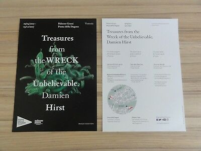 Damien Hirst - Treasures From The Wreck Of The Unbelievable Flyer