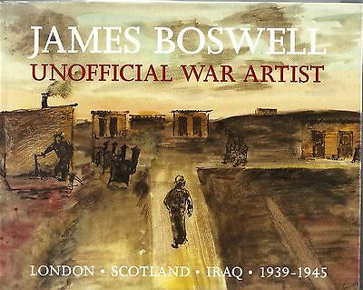 James Boswell Unofficial War Artist