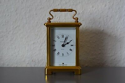 BAYARD French Carriage Clock (27630). Brass
