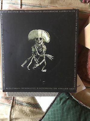 Rare Ernst Hausner Book Anomalies,Medical Oddities,Freaks,Anatomical Curiosities