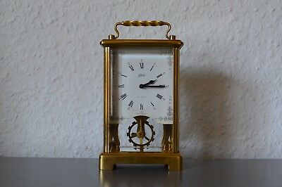 SCHATZ Vintage (1959) 8 day carriage clock. Germany. Working order.