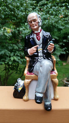 Royal Doulton Figurine  Mint Condition The Doctor HN 2858