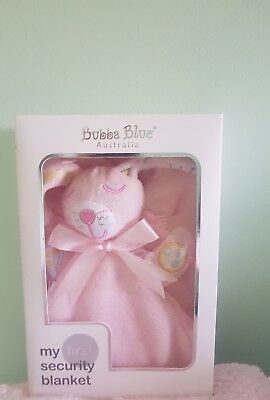 Bubba Blue security blanket Baby girl