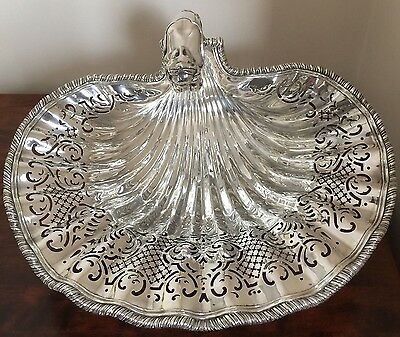 Antique Silver Shell Dish by Goldsmith & Silversmith Regent St, London W2