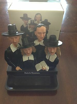 Dutch Masters Cigars Bobblehead/Coin Tray 1st/Limited Edition New In Box-Rare