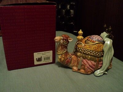 Fitz and Floyd Nativity Arabian Camel: 19/207