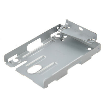 Silver Hard Drive Super Slim Mounting bracket for PS3 system ECH - 400X 2.5 W2T2